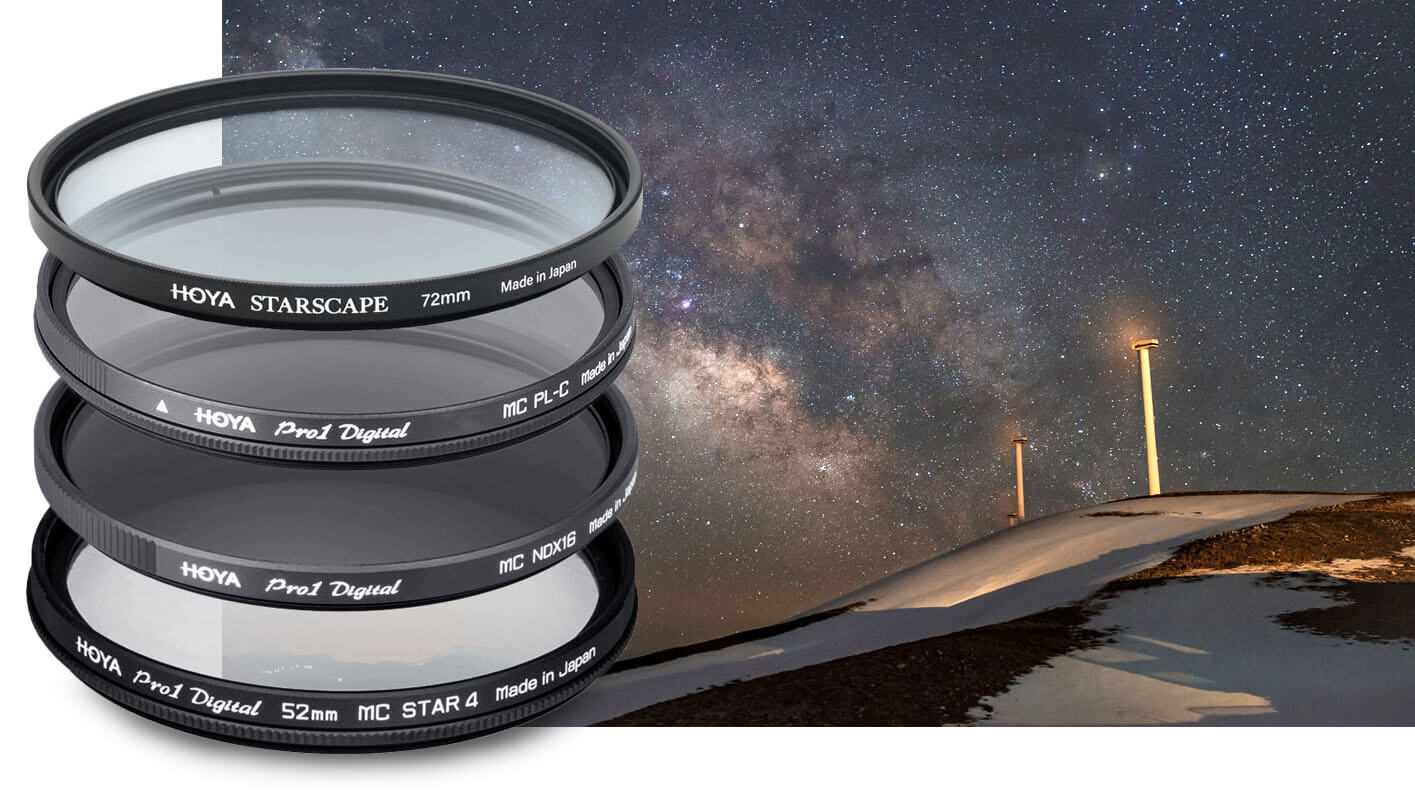 Hoya photographic filters