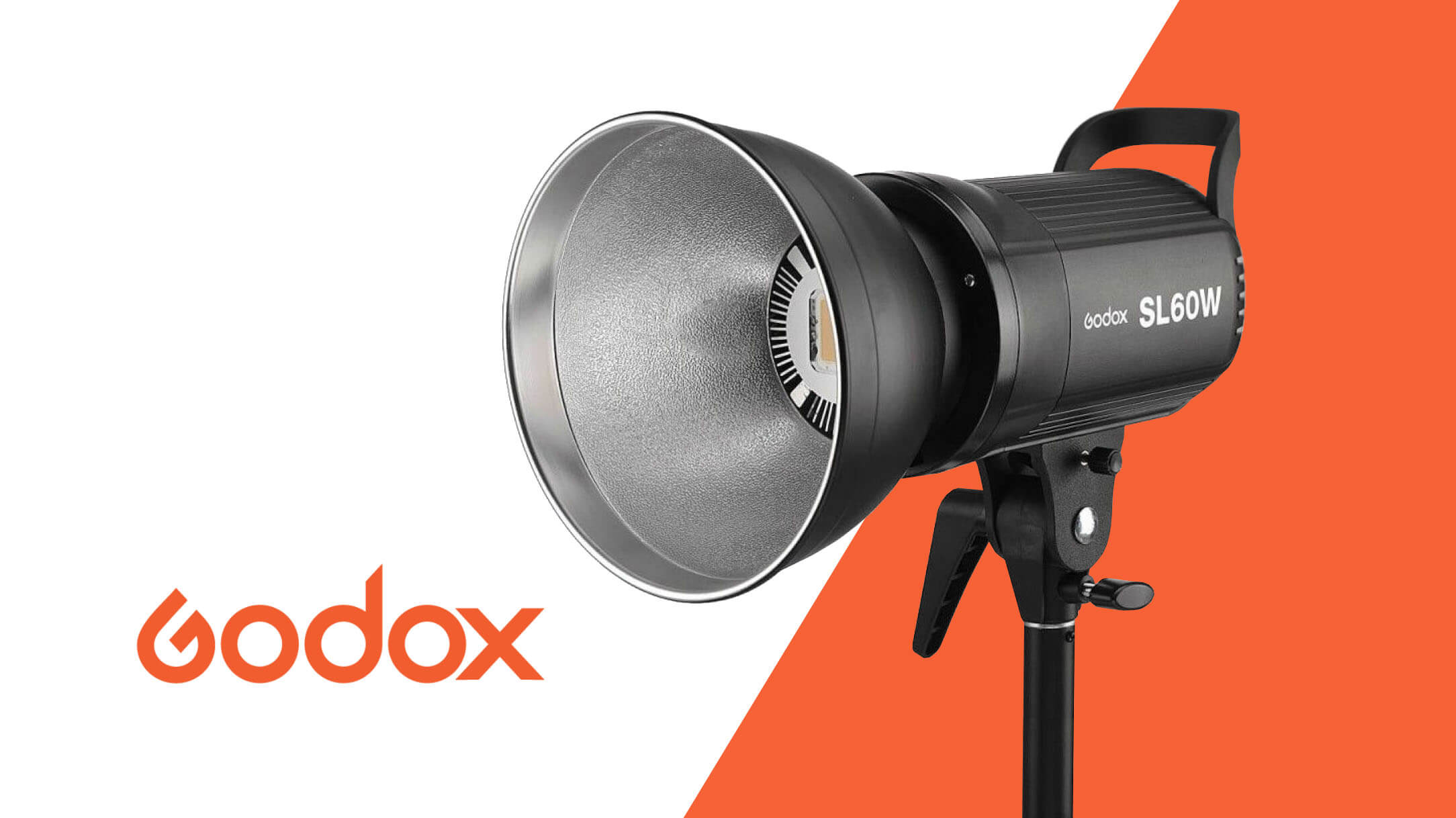 Godox SL-60W film light, test and review