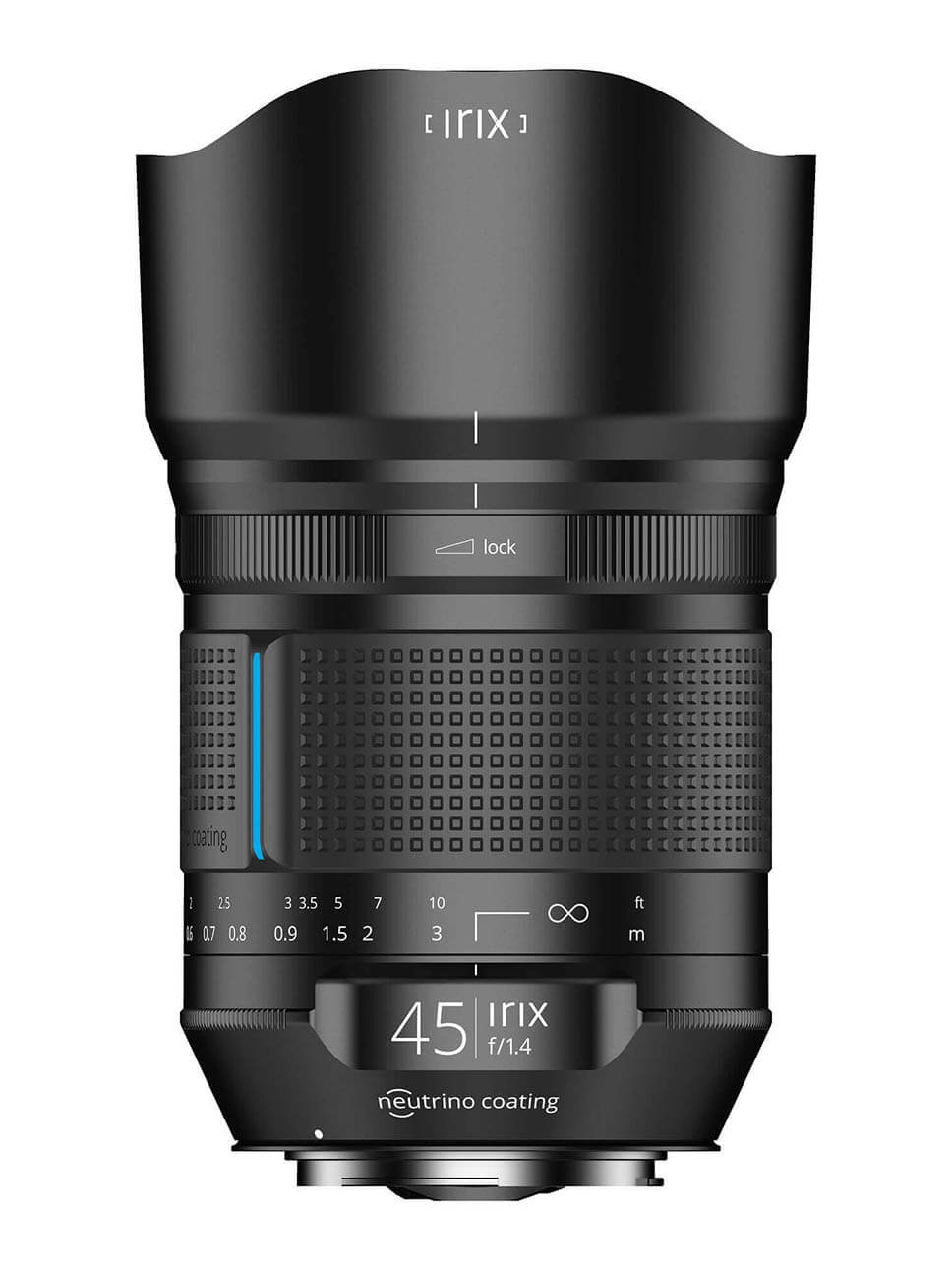 irix 45mm f 1.4 best features