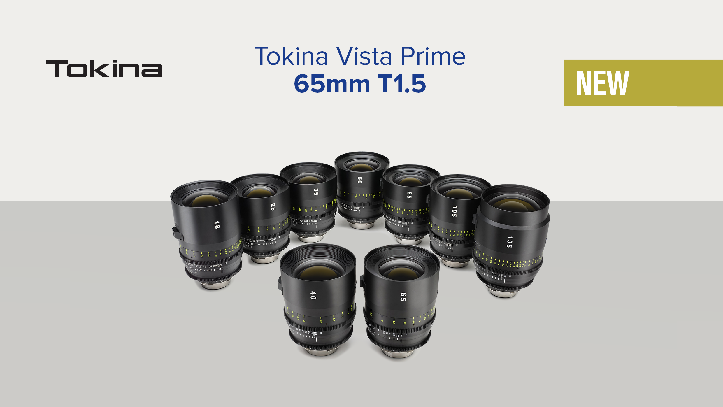 Introducing Tokina Vista 65mm T1.5!